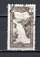 GRAND LIBAN  PA  N° 97   OBLITERE COTE 2.00€    TOURISME CHUTE D'EAU - Used Stamps