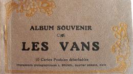 LES VANS  ANNEES  30 - Les Vans