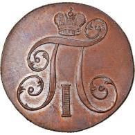 Monnaie, Russie, Paul I, 2 Kopeks, 1800, Ekaterinbourg, SUP+, Cuivre, KM:95.3 - Russland