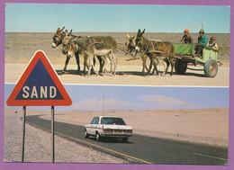 SWA / Namibia - Auf Pad - On The Road - Donkey Car - Mercedes W123 Auto - Namibia