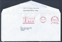 Streamer Of RCP - Rádio Clube Português, 1973. 'Listen To RCP'.  Song. Information. Radio Antenna. Music. - Music