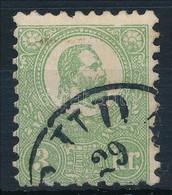 """O 1871 Kőnyomat 3kr Szép Bélyeg """"BUDA"""" (140.000) Sign: Pfenninger - Zonder Classificatie"""