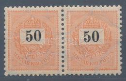 ** 1898 50kr Pár II. Vízjel (100.000) - Zonder Classificatie