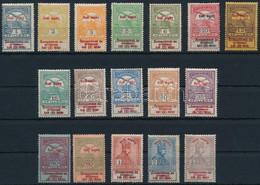 ** 1914 Hadisegély I. Sor (60.000) (a Bélyegek Nagy Része Rozsdás / Stain) - Zonder Classificatie
