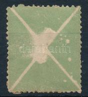 (*) 1858 Zöld Andráskereszt - Zonder Classificatie