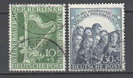 Berlin , Nr. 72-73 Gestempelt - Used Stamps