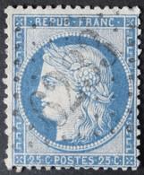60C Obl BUREAU SUPPLEMENTAIRE GC 6233 Rougemont-le-chateau (69 Haute Saone ) Ind 15 - 1849-1876: Klassik