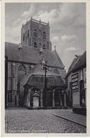 Geertruidenberg Vischmarkt Kerk Pomp OB663 - Geertruidenberg