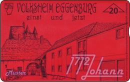 """AUSTRIA Private: """"Volksheim Eggenburg"""" - MINT [ANK F366] - Autriche"""