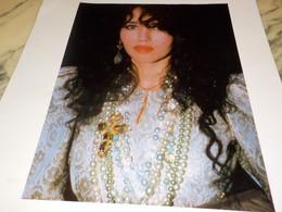 PHOTO  ISABELLE ADJANI 1989 - Unclassified