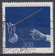GERMANY Bundes 2025,used - Music