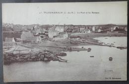 CPA 22 PLOUMANACH ( PERROS GUIREC ) - Le Port Et Les Bateaux - édit. Blevennec 23 - Réf. G 165 - Ploumanac'h