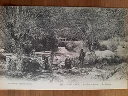 Pont Aven.au Bois D'amour.le Plessis.édition Anglaret 283 - Pont Aven