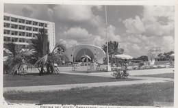 Ciudad Trujillo (now Santo Domingo) Dominican Republic, Hotel Embajador Swimming Pool C1950s Vintage Real Photo Postcard - República Dominicana