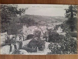 Pont Aven.vue Panoramique.édition Anglaret 279 - Pont Aven