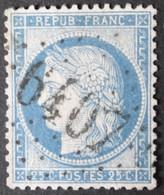 60C Obl BUREAU SUPPLEMENTAIRE GC 6407 Marbache (52 Meurthe ) Ind 20 - 1849-1876: Klassik