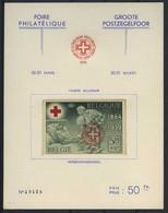 België - Belgique - Belgium - 582B ** - Week Van Het Rode Kruis - Semaine De La Croix-Rouge - Week Of The Red Cross - Red Cross