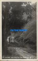 160444 ARGENTINA CORDOBA EL COCHE MOTOR EN LAS SIERRAS TRAIN TREN POSTAL POSTCARD - Argentine