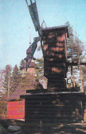 MOULIN À VENT / WIND MILL - HELSINKI : MUSEUM OF ANCIENT ARCHITECTURE ON SEURASAARI ISLAND - 1971 (ah204) - Finlande