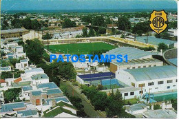 160464 ARGENTINA BUENOS AIRES BAHIA BLANCA CLUB OLIMPO ESTADIO STADIUM SOCCER FUTBOL POSTAL POSTCARD - Argentine