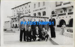 160481 ARGENTINA SANTIAGO DEL ESTERO GRAN CASINO TERMAS COSTUMES MAN'S PHOTO NO POSTAL POSTCARD - Argentine