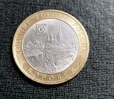 Russia 10 Rubles, 2005 Borovsk - Russland