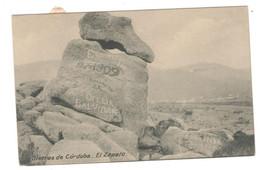 """Postcard Vintage 1900's ARGENTINA - Sierras De Cordoba - """"El Zapato""""  Used See Description AA - Argentine"""