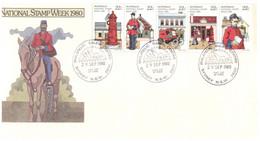 (PP 30) Australia -  National Stamp Week - Stamp's Day