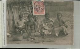 Madagascar TYPES MALGACHES FAMILLE SAKALAVE Timbre Oblitération MAJUNCA 1905 ( Mai 2021 121) - Madagascar