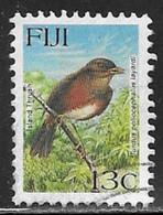 Fiji Scott # 730 Used Bird, 1995 - Fiji (1970-...)