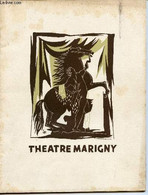 PROGRAMME THEATRE MARIGNY (1949) -  - 0 - Autres