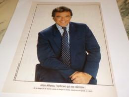 PHOTO ALAIN AFFLELOU  1989 - Unclassified