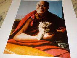 PHOTO  DALAI LAMA 1989 - Unclassified