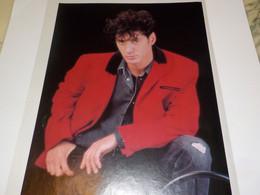 PHOTO ETIENNE DAHO  1989 - Unclassified