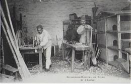 INFIRMERIE-HOPITAL DE SPIRE - L'ATELIER - SUPERBE ANIMATION - VERS 1920 - Other