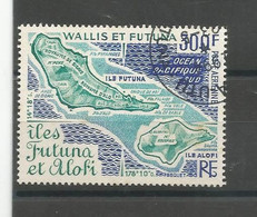 80 Carte Des Iles    (clcamerou19 - Used Stamps