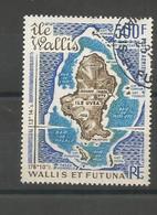 81 Carte Des Iles    (clcamerou19 - Used Stamps