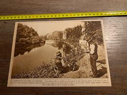 1929 PATI2 Dans La Vallée De L Ourthe Très Beau Paysage Au Bord De La Rivière - Non Classificati