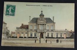 Chalonnes Sur Loire - L'Hotel De Ville - Other Municipalities