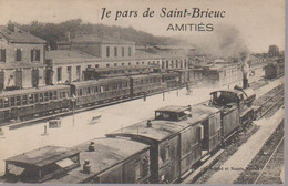 SAINT BRIEUC -LA GARE - Saint-Brieuc