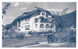 Autriche - TYROL - SEEFELD In Tirol - 1200 M - Pension Sonnhof - 1952 - Seefeld