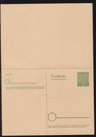 Provinz Sachsen-Anhalt 5 Pfg./5 Pfg. - Zona Soviética