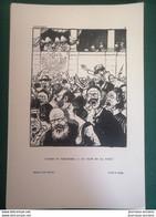 ZISLIN Henri - Guerre 1914/1918 - PANEM ET CIRCENSES = DU PAIN ET LA PAIX - Estampes & Gravures