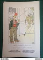 ZISLIN Henri - Guerre 1914/1918 - LE DERNIER TRAVESTISSEMENT DE GUILLAUME - Estampes & Gravures