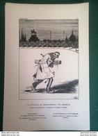 ZISLIN Henri - Guerre 1914/1918 - LA DISGRÂCE DU FELDMARÉCHAL VON HAESELER - Estampes & Gravures