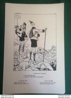 ZISLIN Henri - Guerre 1914/1918 - PARTIE DE PLAISIR - VERDUN - Estampes & Gravures
