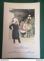ZISLIN Henri - Guerre 1914/1918 - LA REVUE - Estampes & Gravures