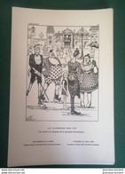 ZISLIN Henri - Guerre 1914/1918 - LES ALLEMANDS CHEZ EUX - Estampes & Gravures