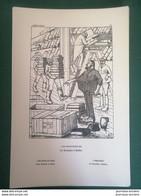 ZISLIN Henri - Guerre 1914/1918 - LES BIBLIOPHILES DE BRUXELLES À BERLIN - Estampes & Gravures