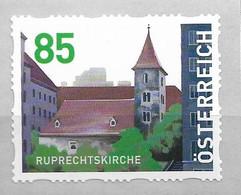 2021 Austria Österreich Dispense- Marken Mi. 41 **MNH Ruprechtskirche - 2011-... Neufs